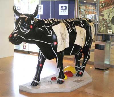 La vaca de Ferran Adrià