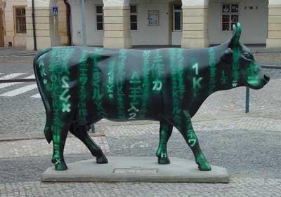 La vaca matrix