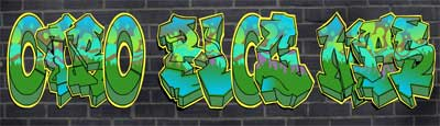 Otro blog más, escrito en graffiti