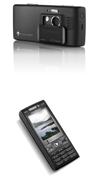 Sony Ericsson K790 y K800