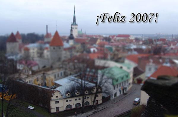 ¡Feliz 2007!