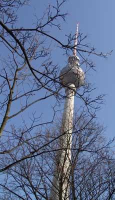 La torre de telecomunicaciones