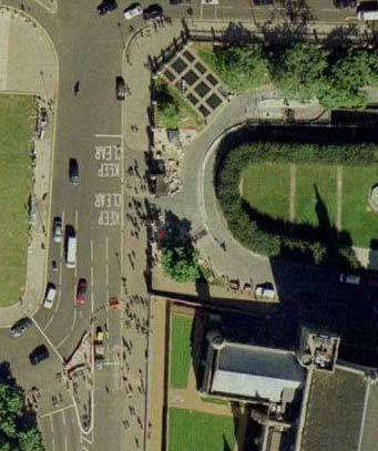 Foto de satélite de resolución habitual