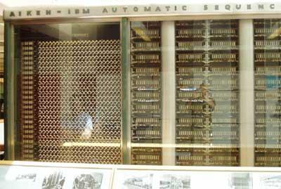 El ordenador Harvard-IBM Mark I