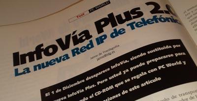 InfoVía Plus 2.0