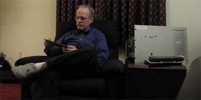 Ward Christensen y la primera BBS