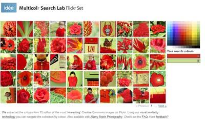 Resultados de la búsqueda de imágenes que combinen dos determinados colores