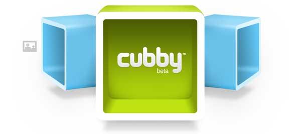 El logo de cubby