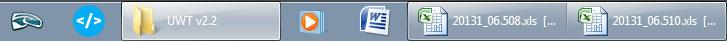 Ahora los iconos de las aplicaciones activas crecen para mostrar su título y se dejan de colapsar las diferentes ventanas de cada aplicación