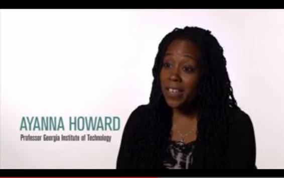 Ayanna Howard, profesora del Georgia Institute of Technology